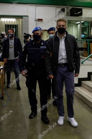 Editorial photo of Police Slaying Trial, Rome, Italy - 05 May 2021