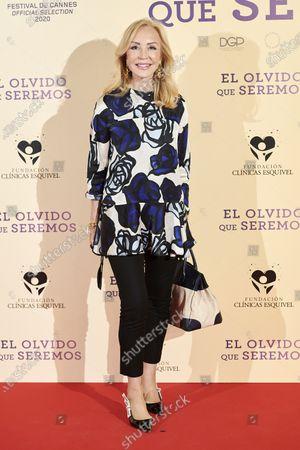 Stock Image of Carmen Lomana
