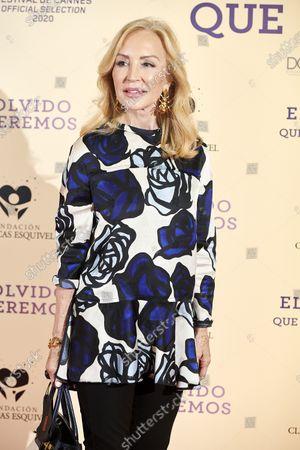 Stock Photo of Carmen Lomana