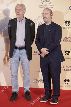 Editorial picture of 'El Olvido Que Seremos' film premiere, Madrid, Spain - 05 May 2021