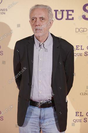 Editorial image of 'El Olvido Que Seremos' film premiere, Madrid, Spain - 05 May 2021