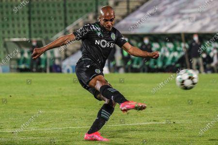 Joao Mario of Sporting