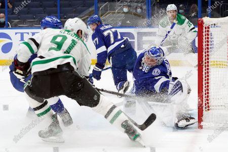 Editorial image of Stars Lightning Hockey, Tampa, United States - 05 May 2021