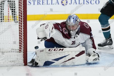 Editorial picture of Avalanche Sharks Hockey, San Jose, United States - 05 May 2021