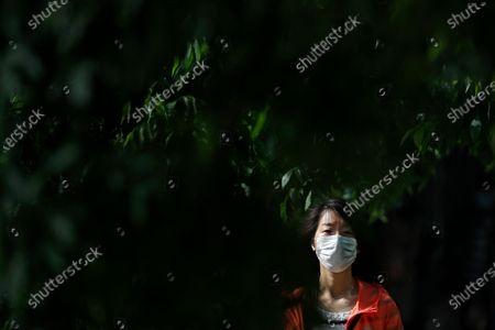 Editorial photo of Daily Life, Beijing, China - 06 May 2021