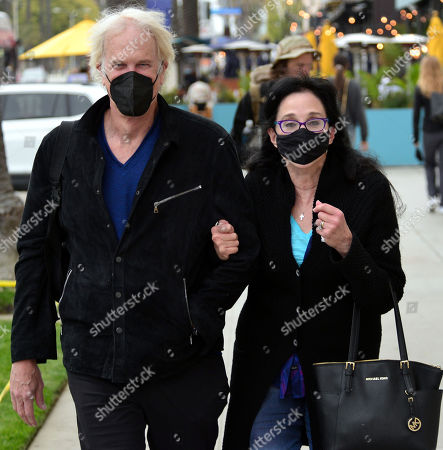 Exclusive - John Tesh and Connie Sellecca
