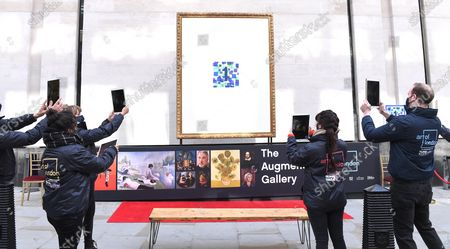 The Augmented Gallery is unveiled today marking the launch of Art of London, a new cultural initiative for the West End. The trail of 20 frames unlocks life size masterpieces from the National Gallery, the National Portrait Gallery, the Royal Academy of Arts and Sky Arts' Portrait Artist of the Year. From Titian to Tracey Emin, Van Gogh to Van Dyck, classics and contemporary pieces are brought to life through the lens of cutting-edge augmented reality.