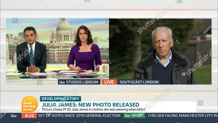 Stock Picture of Adil Ray, Susanna Reid, Peter Bleksley