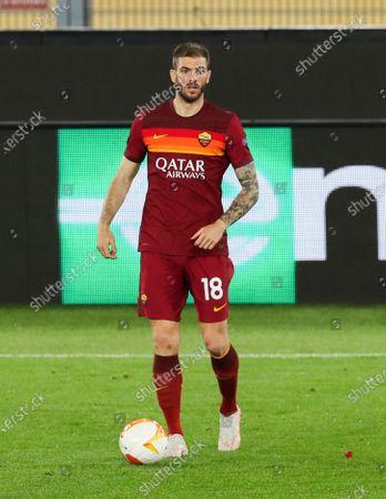 Davide Santon of Roma