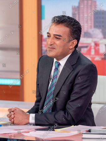 Editorial picture of 'Good Morning Britain' TV Show, London, UK - 06 May 2021
