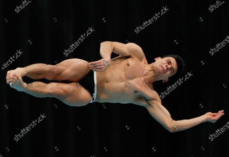 Editorial picture of FINA Diving World Cup 2021, Tokyo, Japan - 06 May 2021