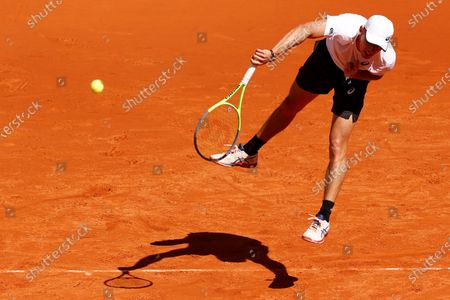 Editorial picture of Madrid Open tennis tournament, Spain - 06 May 2021