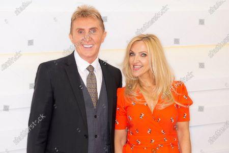 Stock Picture of Nik Speakman and Eva Speakman
