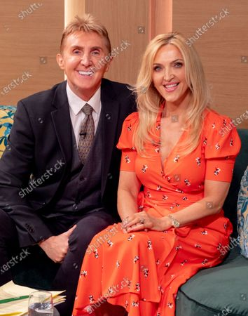 Stock Picture of Nik Speakman and Eva Speakman