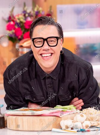 Stock Picture of Gok Wan