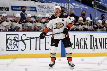 Editorial image of Ducks Blues Hockey, St. Louis, United States - 05 May 2021