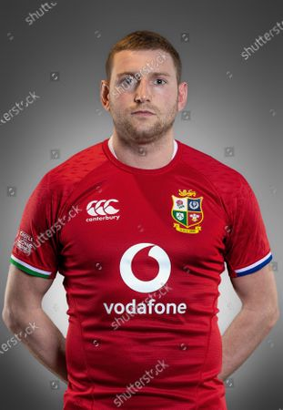 Editorial image of British & Irish Lions Squad For 2021 Tour To South Africa - 06 May 2021