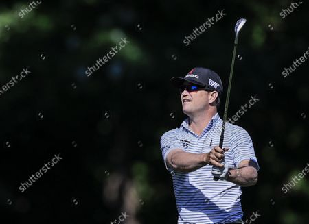Editorial picture of Wells Fargo Championship golf tournament, Charlotte, USA - 06 May 2021