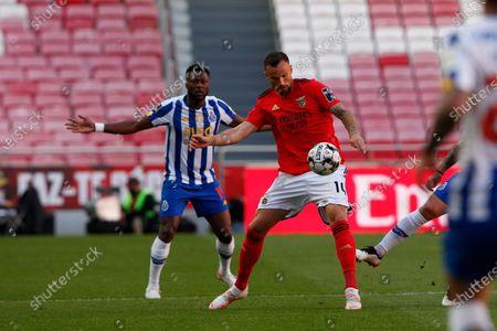 Editorial image of Benfica v FC Porto, Liga NOS - 06 May 2021