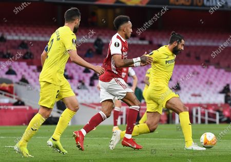 Editorial photo of Arsenal FC vs Villarreal CF, London, United Kingdom - 06 May 2021