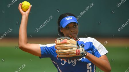 Editorial picture of Tennessee St Softball, Nashville, United States - 05 May 2021