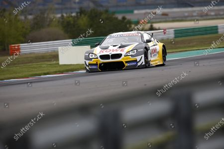 EUROSPEEDWAY LAUSITZ, GERMANY - MAY 04: Timo Glock, ROWE Racing, BMW M6 GT3 at EuroSpeedway Lausitz on Tuesday May 04, 2021 in Brandenburg, Germany. (Photo by Alexander Trienitz / LAT Images)