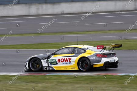 Stock Photo of EUROSPEEDWAY LAUSITZ, GERMANY - MAY 04: Timo Glock, ROWE Racing, BMW M6 GT3 at EuroSpeedway Lausitz on Tuesday May 04, 2021 in Brandenburg, Germany. (Photo by Alexander Trienitz / LAT Images)