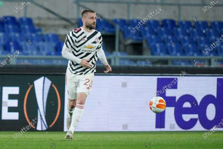 Editorial photo of AS Roma v Manchester United - UEFA Europa League, Italy - 06 May 2021