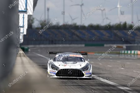 Editorial picture of DTM 2021: Lausitzring May testing, EuroSpeedway Lausitz, Klettwitz, Germany - 05 May 2021