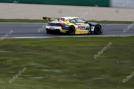 EUROSPEEDWAY LAUSITZ, GERMANY - MAY 05: Timo Glock, ROWE Racing, BMW M6 GT3 at EuroSpeedway Lausitz on Wednesday May 05, 2021 in Brandenburg, Germany. (Photo by Alexander Trienitz / LAT Images)