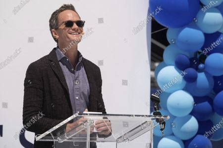 """Neil Patrick Harris hosts """"CLEAR Connects: A Day of Families"""" at MetLife Stadium, in East Rutherford, N.J"""