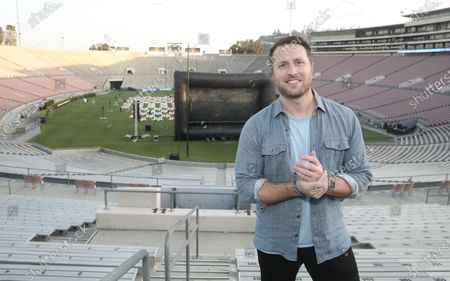 """Director Matthew Heineman attends Amazon Studios """"The Boy From Medellin"""" Premiere on Thursday, May 6th at the Rose Bowl in Pasadena, CA."""