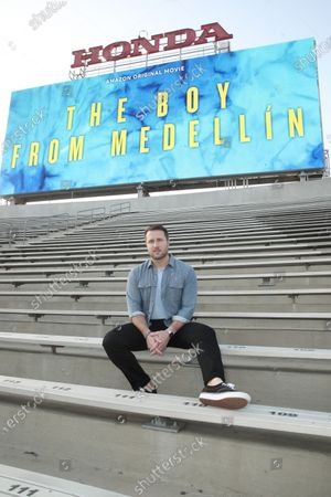 Editorial image of Amazon Studios 'The Boy From Medellin' film premiere, Rose Bowl, Pasadena, Los Angeles, California, USA - 06 May 2021