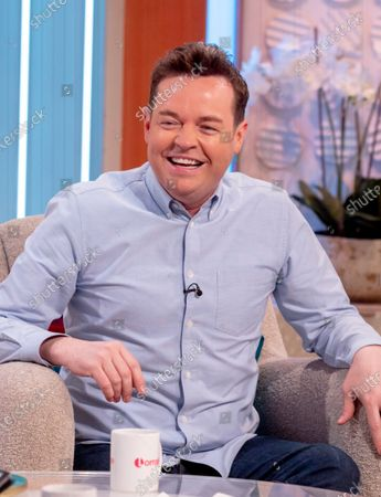 Editorial image of 'Lorraine' TV Show, London, UK - 07 May 2021
