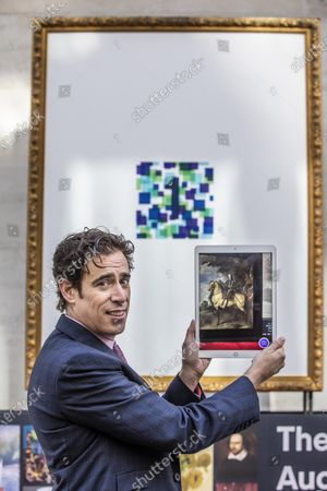 The Augmented Gallery is unveiled today with actor Stephen Mangan marking the launch of Art of London, a new cultural initiative for the West End. The trail of 20 frames unlocks life size masterpieces from the National Gallery, the National Portrait Gallery, the Royal Academy of Arts and Sky Arts' Portrait Artist of the Year. From Titian to Tracey Emin, Van Gogh to Van Dyck, classics and contemporary pieces are brought to life through the lens of cutting-edge augmented reality.
