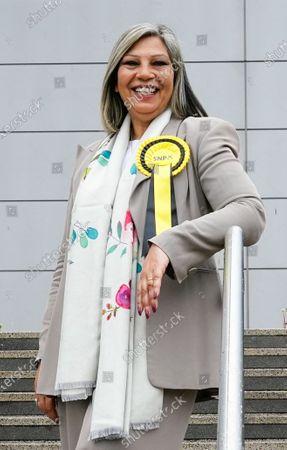 Scottish Election result, Glasgow
