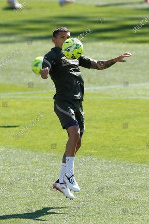 Editorial photo of Atletico Madrid training session, Majadahonda, Spain - 07 May 2021