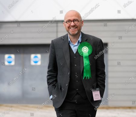Editorial image of Scottish Parliament Election Glasgow Count, Emirates Arena, Glasgow, Scotland, UK - 07 May 2021