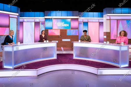 Editorial picture of 'Loose Women' TV Show, London, UK - 07 May 2021