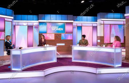 Editorial photo of 'Loose Women' TV Show, London, UK - 07 May 2021