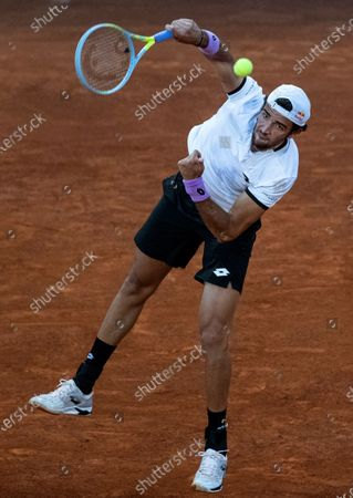 Editorial picture of Madrid Open tennis tournament, Spain - 07 May 2021