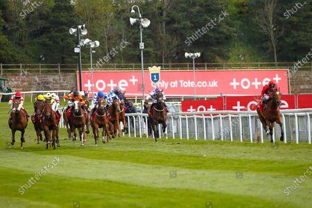 Editorial photo of Horse Racing - 07 May 2021