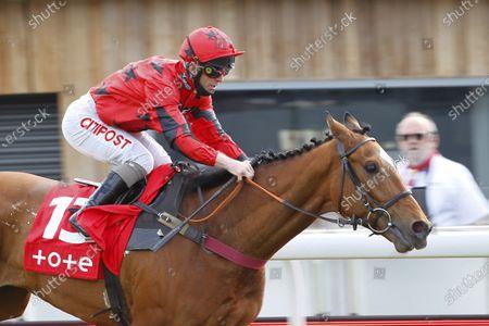 Editorial image of Horse Racing - 07 May 2021