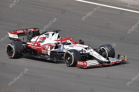 Testfahrer Robert Kubica (POL#88), Alfa Romeo Racing ORLEN