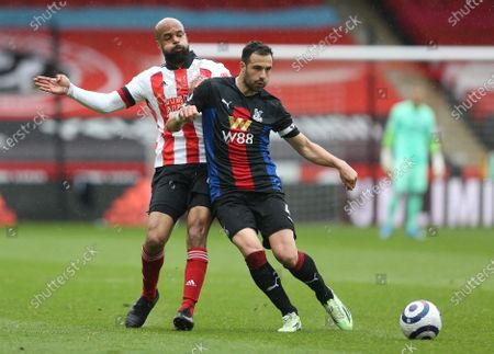 Editorial picture of Sheffield United v Crystal Palace, Premier League, Football, Bramall Lane, Sheffield, UK - 08 May 2021