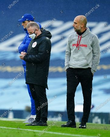 Editorial image of Manchester City v Chelsea, Premier League, Football, The Etihad Stadium, Manchester, UK - 08 May 2021