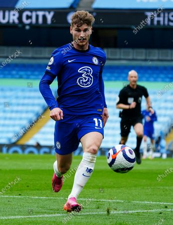 Timo Werner of Chelsea