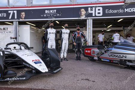 Editorial photo of Formula E Round 7 Monaco E-Prix, Circuit de Monaco, Monte Carlo, Monaco - 07 May 2021