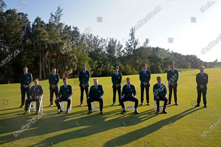 Editorial image of Walker Cup Golf, Juno Beach, United States - 07 May 2021