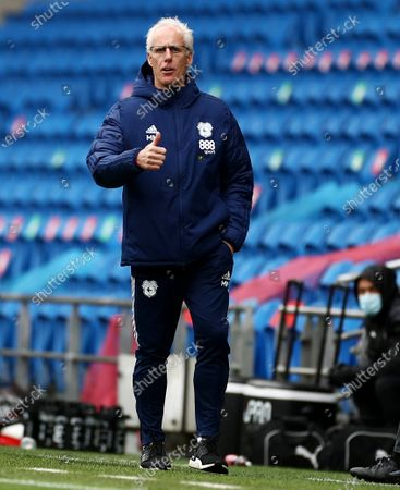 Cardiff City Manager Mick McCarthy.